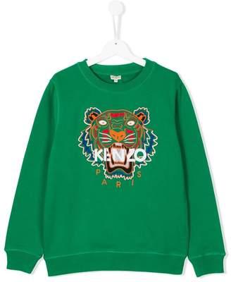 Kenzo Teen Tiger sweatshirt