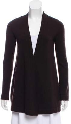 Christopher Fischer Open Front Cashmere Cardigan