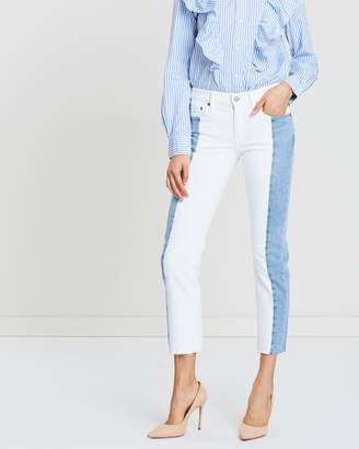 Polo Ralph Lauren Waverly Crop Straight Jeans