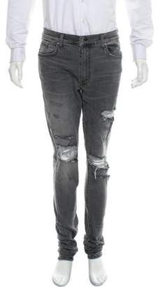 Amiri Distressed Skinny Jeans w/ Tags