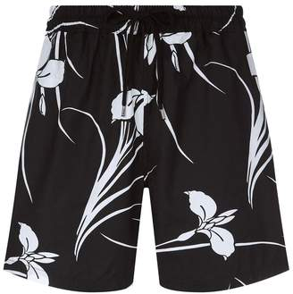 N°21 Hawaiian Shorts