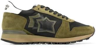 Atlantic Stars two-tone sneakers