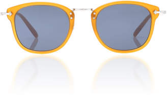 Oliver Peoples OP-506 Round Sunglasses