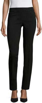 LIZ CLAIBORNE Liz Claiborne Pull-On Millennium Pants $48 thestylecure.com