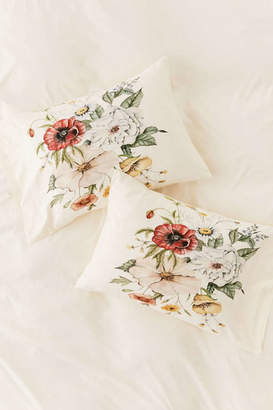 Deny Designs Shealeen Louise For Deny Wildflower Bouquet Pillowcase Set
