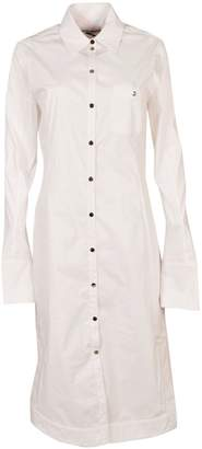 Paco Rabanne Front Button Dress
