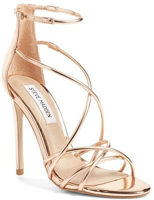 Women's Steve Madden Satire Strappy Sandal $89.95 thestylecure.com
