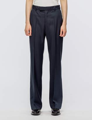 MAISON KITSUNÉ Plain Masculine Pant
