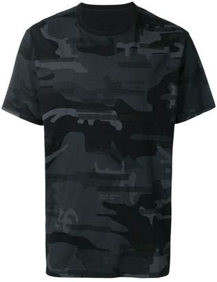 MHI camo reversible T-shirt