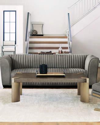 Bernhardt Profile Rectangle Coffee Table