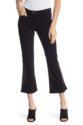 3x1 NYC Cole Studded Bell Bottom Jeans
