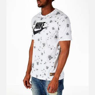 Nike Men's Sportswear Floral T-Shirt