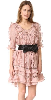Zimmermann Winsome Ruffle Sphere Dress $1,750 thestylecure.com