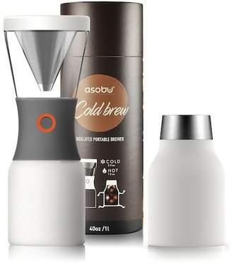 ASOBU Kool Brew Coffee Maker - White