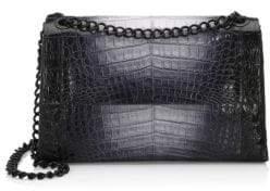 Nancy Gonzalez Large Madison Crocodile Shoulder Bag
