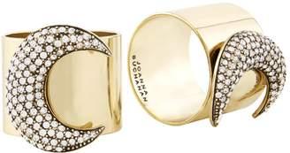 Joanna Buchanan Moon Napkin Rings (Set of 2)