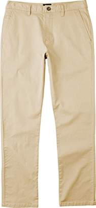 RVCA Men's Stay Chino Pant