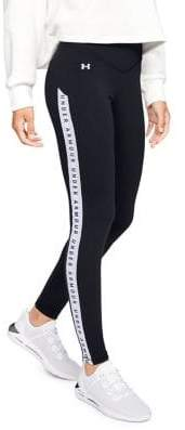 Under Armour Taped Favourite High-Rise Leggings