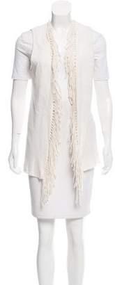 Minnie Rose Cashmere Sweater Vest