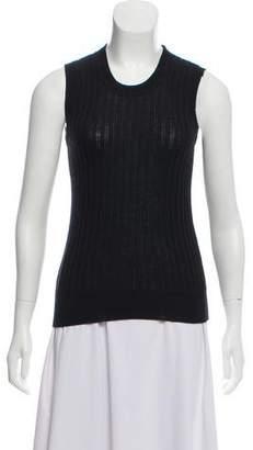 Dolce & Gabbana Cashmere Sleeveless Top