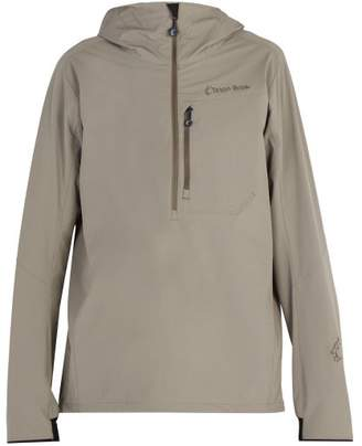 Teton Bros - Long Trail Anorak Technical Jacket - Mens - Grey
