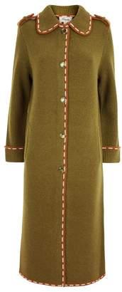 Temperley London Thunder Knit Coat