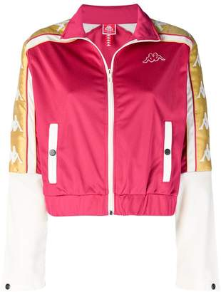 Kappa Banda cropped sports jacket