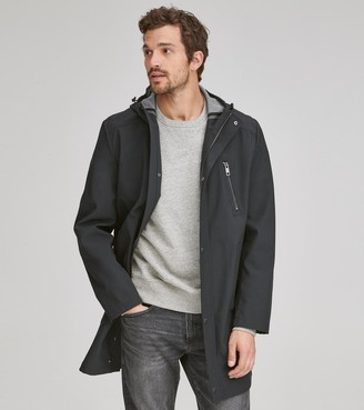 Andrew Marc BECKETT WATER RESISTANT PARKA