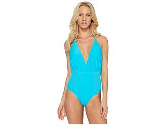 6 Shore Road by Pooja Coast One-Piece Women's Swimsuits One Piece
