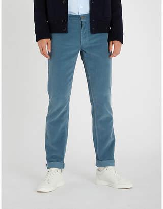 Salvatore Ferragamo Regular-fit corduroy trousers