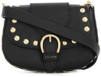 Marc Jacobs studded saddle bag