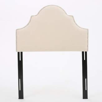 Willa Arlo Interiors Corbett Upholstered Panel Headboard