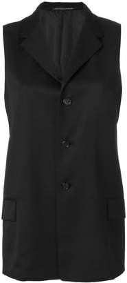 Y's tailored waistcoat