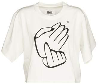 MM6 MAISON MARGIELA Mm6 Tshirt Hands