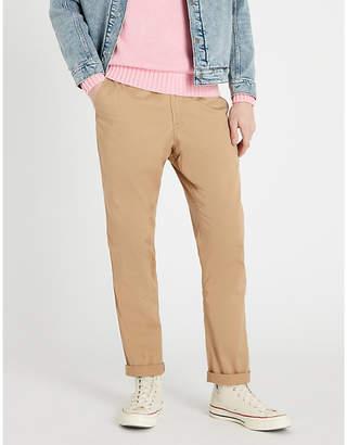 Polo Ralph Lauren Slim-fit cotton-blend straight-leg trousers