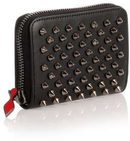 Christian Louboutin  Christian Louboutin Panettone black spikes coin purse