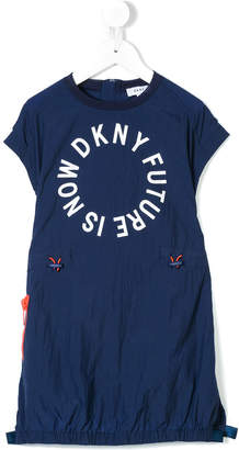 DKNY future is now dress