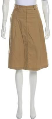 3.1 Phillip Lim A-Line Knee-Length Skirt