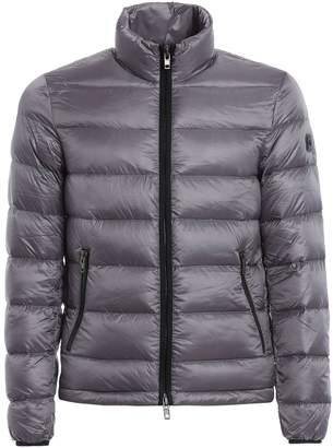 Fay Matte Nylon Quilted Padded Jacket