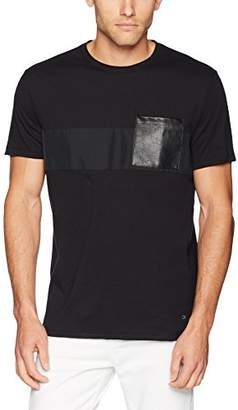 Calvin Klein Men's Short Sleeve Graphics T-Shirt