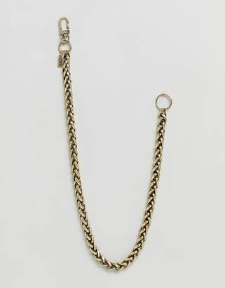 ICON BRAND Jean Chain In Burnished Gold