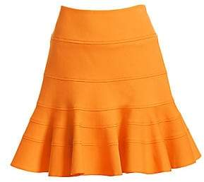 Akris Punto Women's Flippy Skirt