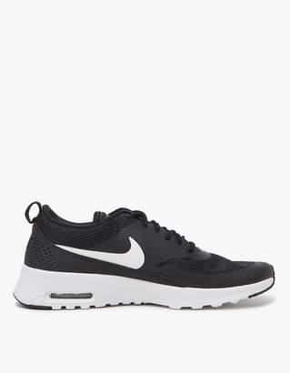 Nike Thea Shoe in Black/Summit White