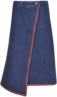 Acne Studios Asymmetric Skirt