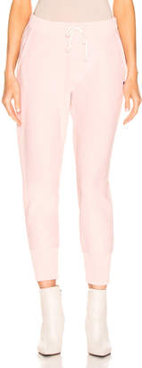 Champion Rib Cuff Pants in Light Pink | FWRD