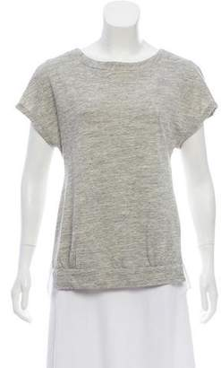 Thakoon Combo Knit Top