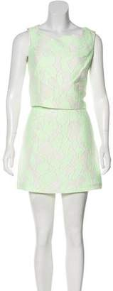 3.1 Phillip Lim Jacquard Skirt Set w/ Tags