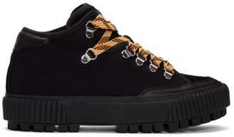 Rag & Bone Black Rb Army Hiker Low Boots