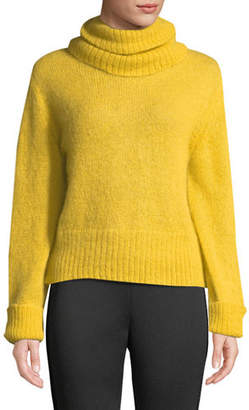 Moncler Genius Ciclista Mohair Pullover Turtleneck Sweater