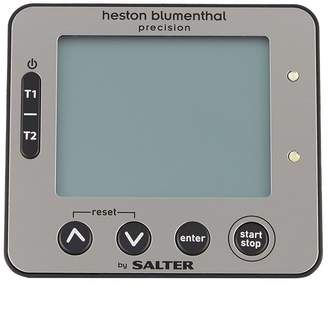 Salter Heston Blumenthal Dual Timer